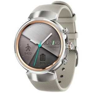 Asus Zenwatch 3 Cream white 4GB ANDROID Health Activity tracker Watch UK