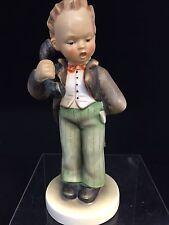 "Vintage M.J. Hummel Goebel Figurine ""Hello"",boy On The Phone"