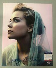Carmen Electra Model Signed 16x20 Photo AUTO Autograph PSA/DNA COA #4