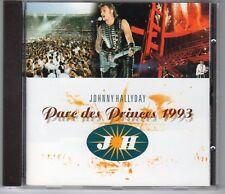 Johnny HALLYDAY album Parc des Princes 93 - édition 1993