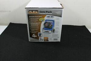 Vexilar FL-8SE Genz Pack Fishfinder With 19 Degree Ice Flasher(44110)