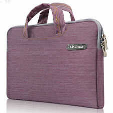 """Fabric Laptop Sleeve Case Bag For MICROSOFT Surface 3 10.8"""""""
