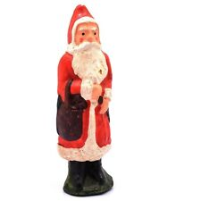 "Vintage Old World Santa Claus Figurine Home Decor 7.5"""