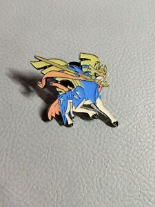 Zacian Pin from True Steel Collection | Official Pokemon Pin