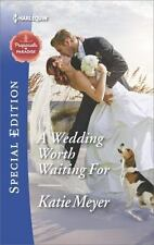 A Wedding Worth Waiting For (Proposals in Paradise) by Meyer, Katie
