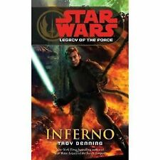 Inferno Star Wars: Legacy of the Force, Book 6