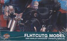 2009 Harley Trike FLHTCUTG Tri Glide Owner's Owners Owner Manual Guide 83390-09