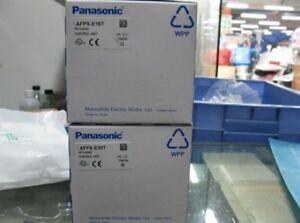 Fst  AFPX-E16T FP-X E16T 1PCS NEW Panasonic PLC Expansion Unit free shipping