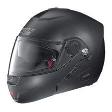 Nolan Klapphelm N91 Evo Special schwarz matt S 55/56 Motorradhelm Sonnenblende
