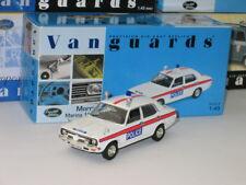 Morris Marina 1800 Essex Police Vanguards VA 06302 Polizei modell in 1/43