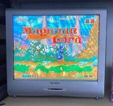 Télévision 51 cm TV SHARP LC-20SH1E avec Télécommande