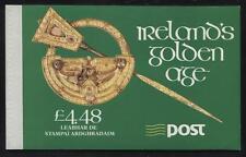 Ireland - 1989 - HB31 - £4.48  Booklet - Ireland's Golden Age