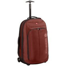Victorinox Seefeld 25 inch Expandable Suitcase - Maroon