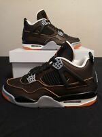 Nike Air Jordans 4 Retro Starfish Womens Size 7.5..100% Authentic