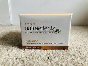 Avon Nutra Effect Active Moisture Radiance Renewing Cream Night
