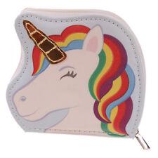 Unicorn Rainbow Manicure 5 Set Nail Care Kit Scissors Clipper Tweezers Gift