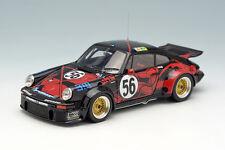 EIDOLON EM297 1:43 Porsche 934 Turbo J.M.S. Racing X-ray Le Mans 24h 1977 #56
