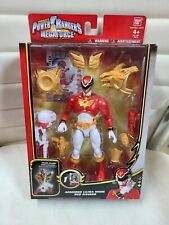 "POWER RANGERS MEGAFORCE Armored Ultra Mode 7"" Red Ranger Actiom Figure"