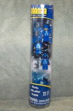 BEST-LOCK BUILDING SET 2008 POLICE VEHICLE WITH THREE FIGURES