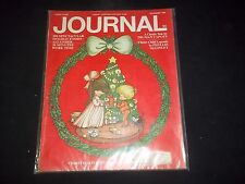 1966 DECEMBER LADIES HOME JOURNAL MAGAZINE - CHRISTMAS IS LOVE COVER - F 2096