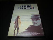 "DVD ""L'HONNEUR D'UN CAPITAINE"" Nicole GARCIA, Jacques PERRIN, Charles DENNER"