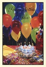 Happy Birthday Nephew - Birthday Greeting Card - 01520