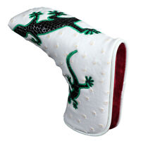 1pc Lizard Golf Headcover Magnetic Blade Putter Cover For Scotty Cameron Odyssey
