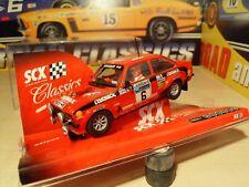 "Scx 62800 Ford Escort MKII' 1976 Lombard RAC-coche ganador"" - totalmente Nuevo En Caja."