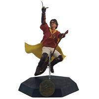 Icon Heroes Harry Potter In Quidditch Uniform Figure NEW IN STOCK