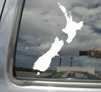 New Zealand Country Wellington Car Truck Bumper Window Vinyl Decal Sticker 07224