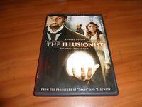 The Illusionist (DVD, 2007, Widescreen) Edward Norton