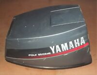 Yamaha 9.9 HP Engine Cover Top Cowl Assembly PN 6G9-42610-12-EK Fits 1985-1993