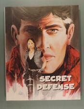 XIII Treize 14 Secret Defense Vance Tirage Luxe 999 ex Dargaud 2000