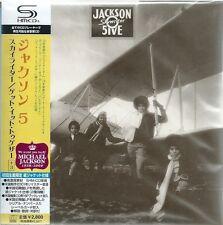 Jackson 5 Skywriter + Get It Together +3 Japan Mini LP CD w/obi five UICY-94295