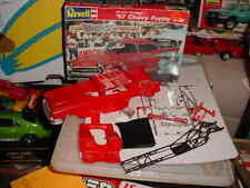 REVELL-------1957 CHEVY FUNNY CAR,,,PARTS KIT