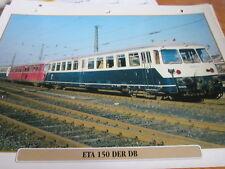 Die Eisenbahn 3 ETA 150 der DB Akkutriebwagen
