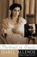 Portrait in Sepia by Isabel Allende (2001, Hardcover DJ~1st Edit)