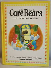 Care Bears:  The Witch down the Street by Stephanie Morgan (1983, Hardcover)