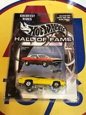 Hot Wheels Hall Of Fame 1971 Plymouth Gtx Real Riders Redline