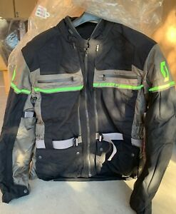Adventure Terrain TP Jacket Motorcycle snowmobile Dual Sport size Medium NEW