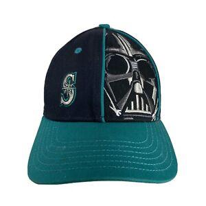 Seattle Mariners Star Wars Youth Hat 2015 Darth Vader - Rare