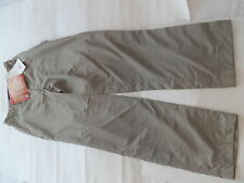 ME Maui ladies Freestyle Pant size 10. colour Sand  ** includes free Tick Key **