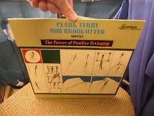 Clark Terry & Bob Brookmeyer The Power of Positive Swinging LP Mainstream EX