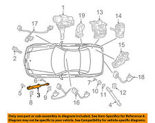 Convertible Top-Lift Support Strut Shock Arm 1708000372
