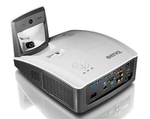 BENQ MW855UST Projector Ultra Short Throw 3500 LUMENS HD HDMI +LAMP BULB 895 HRS