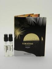 2 X MEMO TAMARINDO Eau de Parfum EDP 2ml Vial Sample Spray With Card