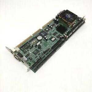 AXIOMTEK SBC8168 Industrial Single Board Computer, Pentium III 850MHz, 256MB RAM