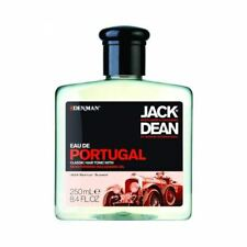 Jack Dean Eau de Portugal 250ml hair tonic  - UK STOCKIST