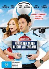 Larry Gaye - Renegade Male Flight Attendant (Brand New Region 4 DVD, 2017)