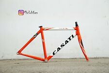 Rare Casati Track Frameset Size Small Foxed Gear Frame And Forks